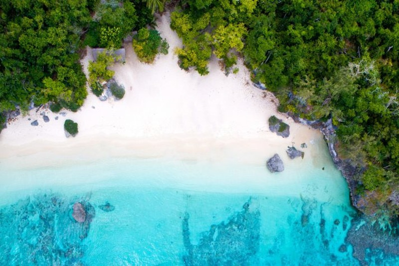 Pristine Lelepa island is about to be transformed