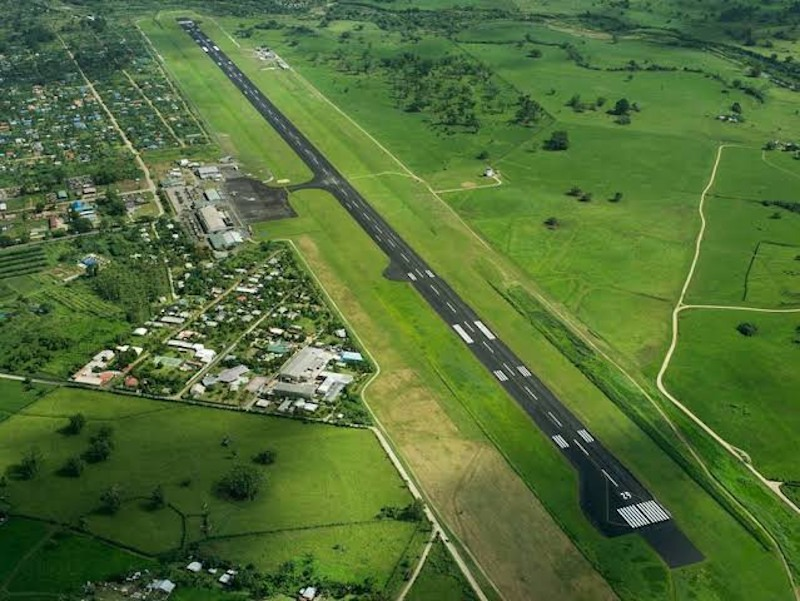 Upgraded Bauerfield Airport Runway Opens