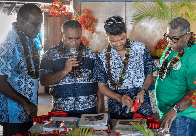 Launching of Vanuatu's Trade Policy Framework Update today