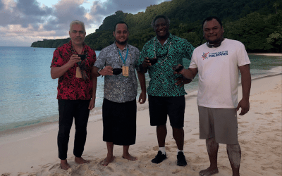 Vanuatu, Palau and Cook islands agree on 2020 sustainable pledge to be asked for by all tourists