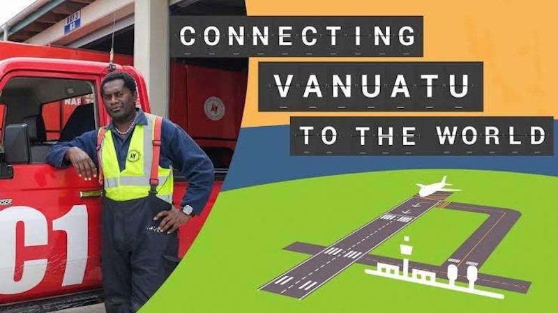 Rebuilding Vanuatu's Gateway to the World