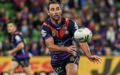 NRL legend Cameron Smith sports ambassador for Vanuatu