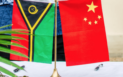Vanuatu and China reflect on achievements, reaffirm relations