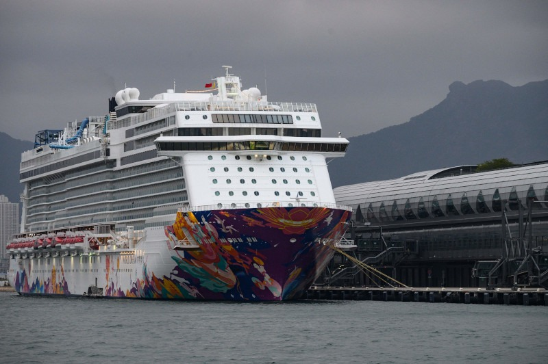 CRUISE SHIPS BANNED, SEASONAL WORK PROGRAMS SUSPENDED