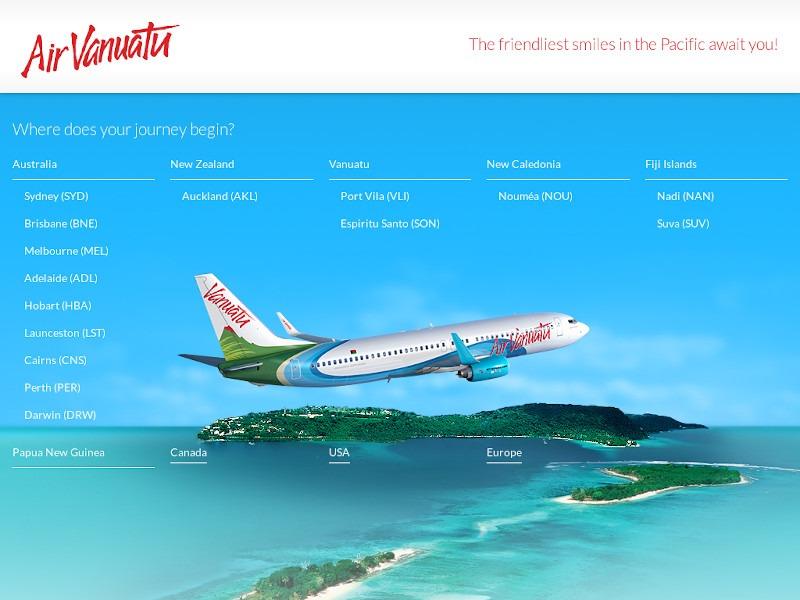 Air Vanuatu handles record passengers and achieves record revenue in 2019