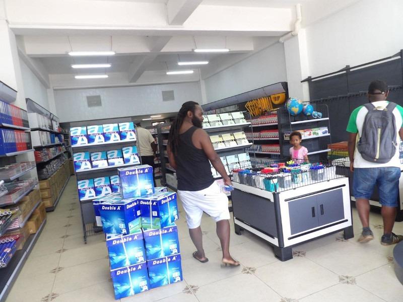 Ni-Vanuatu entrepreneur opens Stationery Shop