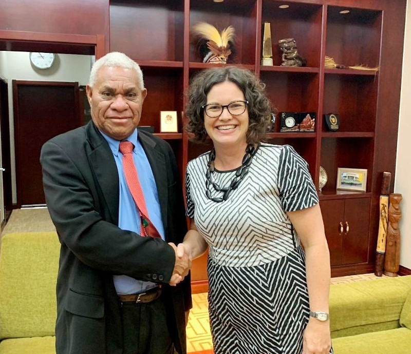 Australia confirms VT1.7 billion for Vanuatu to respond to COVID-19 and TC Harold