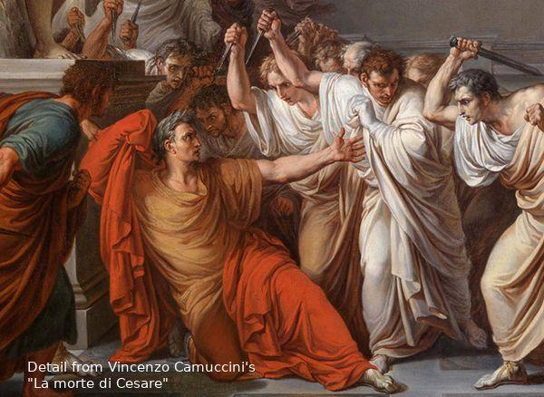 La Morte di Cesare