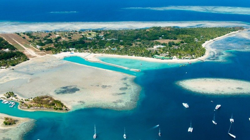 Googles top executives jetted into the South Pacific Islands