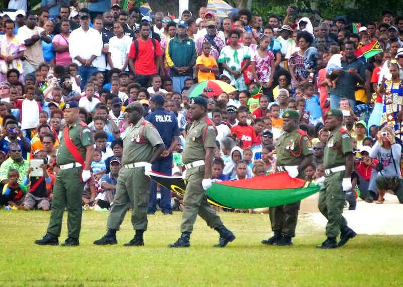 Happy Vanuatu Turns 40