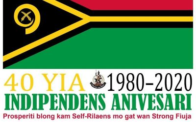 Happy Vanuatu Turns 40 Courted By Big Nations