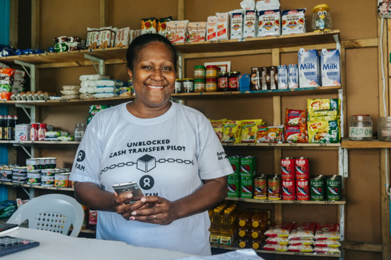 The Vanuatu Business Resilience Council Partners With OXFAM
