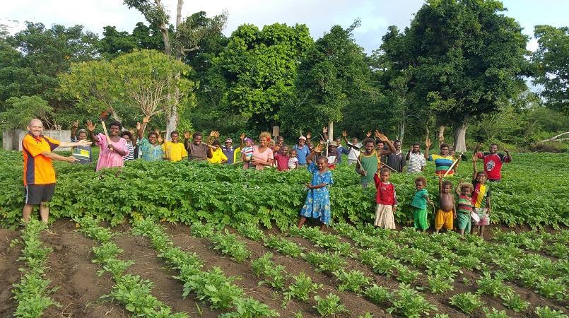 Vanuatu Agriculture