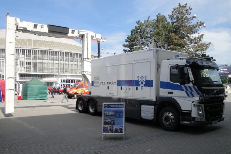 New Inspection Equipment For Customs