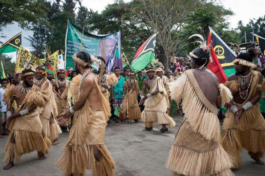 Vanuatu celebrates 40 years of independence with nine-day holiday
