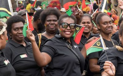 Vanuatu celebrates 40 years of independence with nine-day holiday