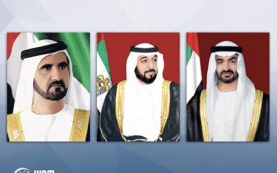 UAE leaders congratulate President of Vanuatu on Independence Day