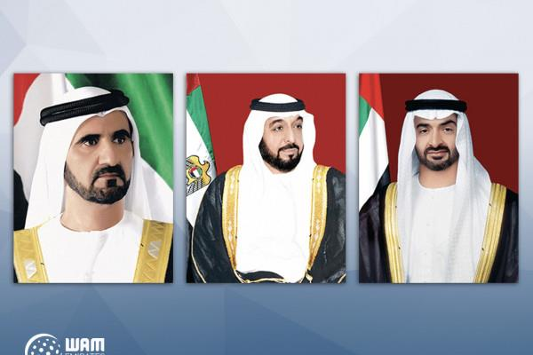 UAE leaders congratulate President of Vanuatu on Independence Day