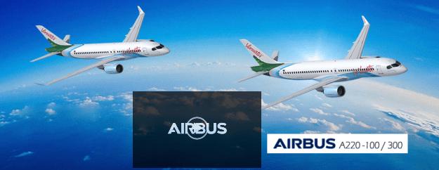 Air Vanuatu introduces the Airbus A220