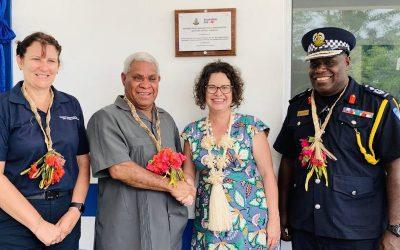 Australian High Commissioner celebrates MALAMPA Day on Malekula