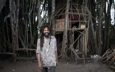 This song is the struggle': Vanuatu's treehouse troubadour on love, loss and language