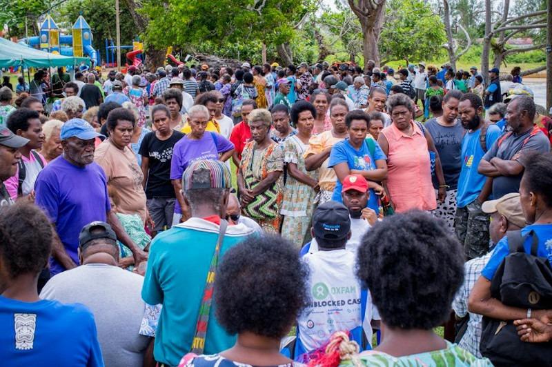 Oxfam Pacific scales blockchain solution to revolutionize humanitarian aid