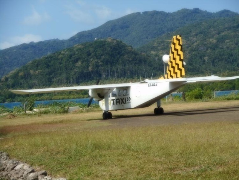 Gov't to acquire more land for Norsup Airport upgrade