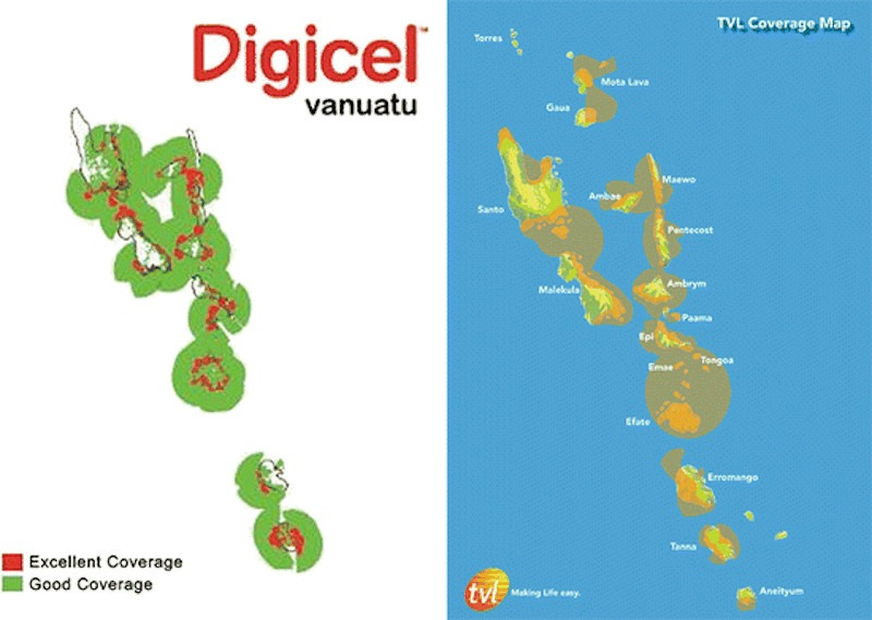 Digicel leading the communication revolution in Vanuatu