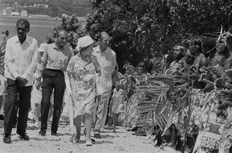 The remote island that worshipped Prince Philip as a God