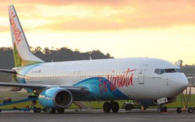 Does Vanuatu need an international airline