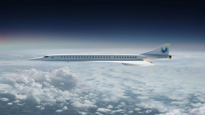 Boom Supersonic aims to fly 'anywhere in the world in four hours for $100'