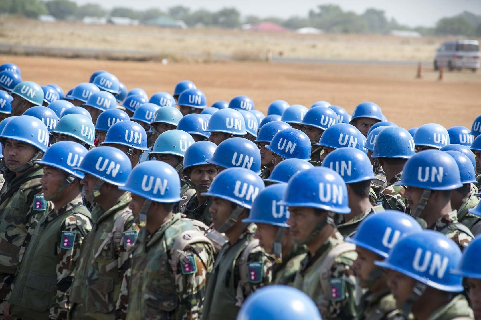 Sope wants UN Peacekeeping Training in Vanuatu